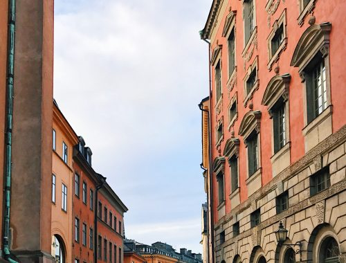 48 Hours in Stockholm.