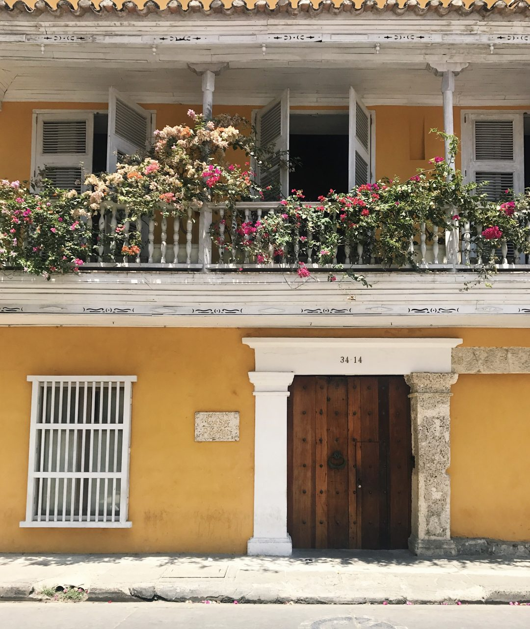 Your Guide to Cartagena // My Favorite Places to Eat, Drink and Dance in Colombia's Cartagena.
