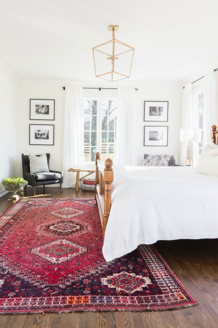 Why You Need a Statement Rug
